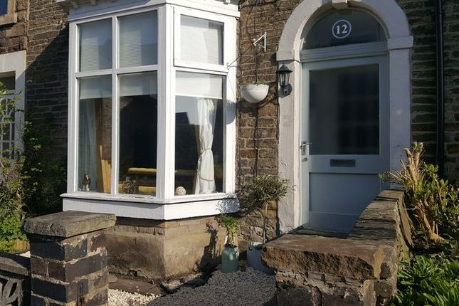 Thumbnail Terraced house for sale in West Road, Buxton