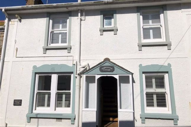 Thumbnail Terraced house for sale in Back Road East, St. Ives