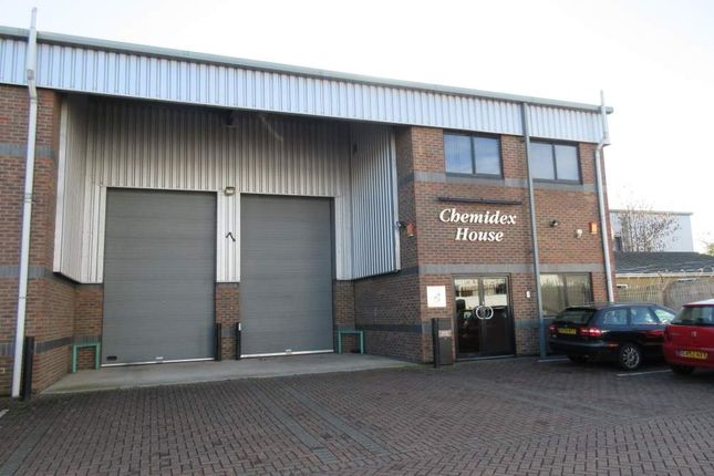 Thumbnail Light industrial to let in Unit 7, Egham Business Village, Egham