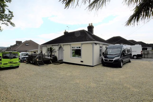 Thumbnail Detached bungalow for sale in Thicket Mead, Midsomer Norton, Radstock