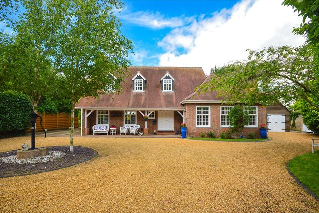 Thumbnail Detached house for sale in Mill Road, West Wratting, Cambridge