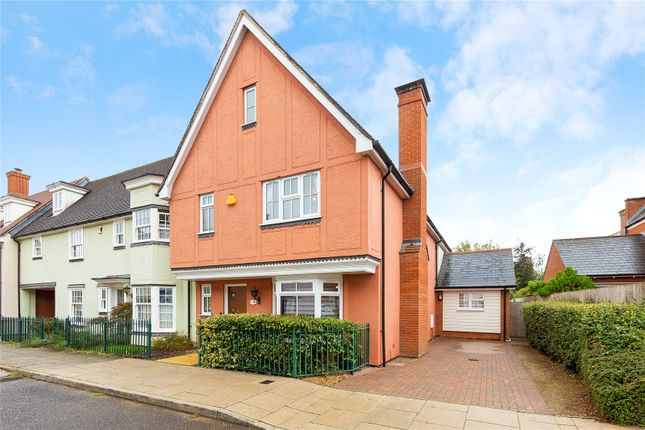 Thumbnail End terrace house for sale in Burnell Gate, Beaulieu Park, Essex