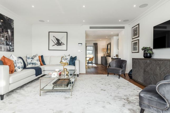 Thumbnail Flat to rent in Oxbridge Terrace Palace Wharf, Rainville Road, London
