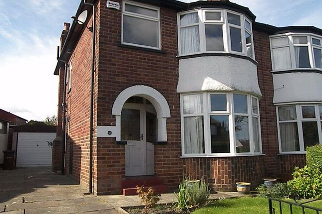 Thumbnail Semi-detached house to rent in Knightsway, Halton, Leeds