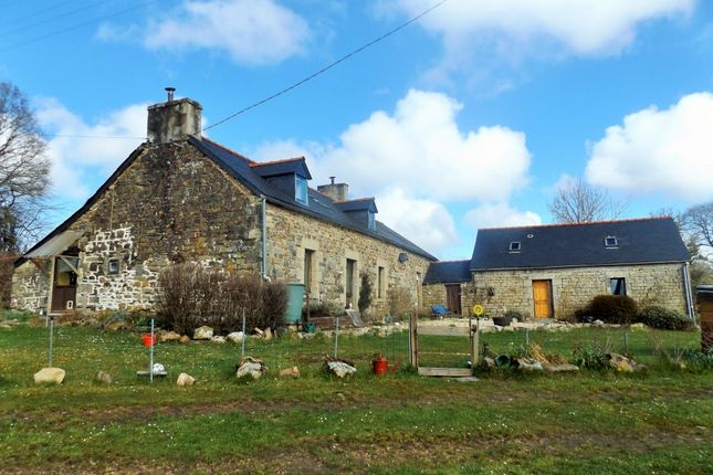 Thumbnail Detached house for sale in 29640 Scrignac, Finistère, Brittany, France