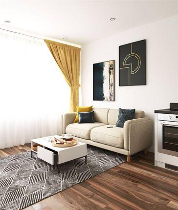 Living Room Cgi of Market Street, Bracknell, Berkshire RG12