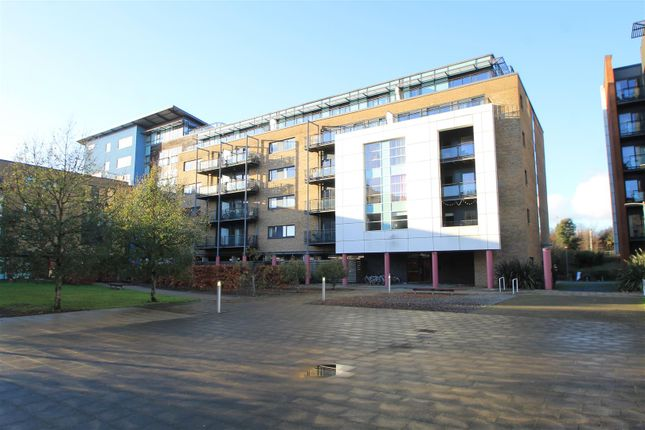 Thumbnail Flat for sale in Prospect Place, Ferry Court, Cardiff Bay