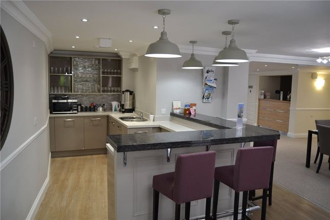 Thumbnail Flat for sale in Avonbank Lodge, West Street, Newbury, Berkshire