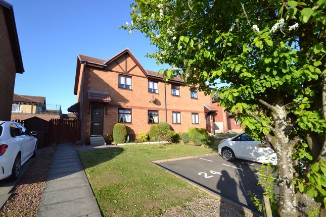 Thumbnail Flat for sale in Conservation Place, Wishaw