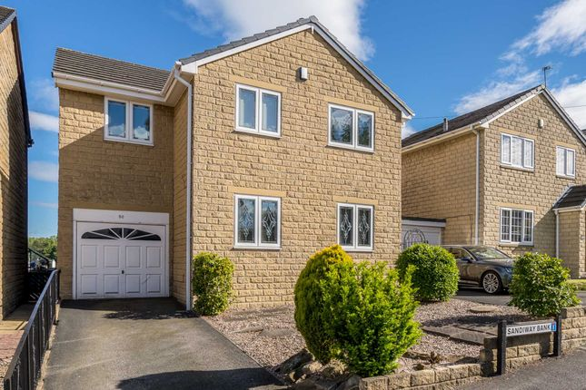 Thumbnail Detached house for sale in Sandiway Bank, Dewsbury