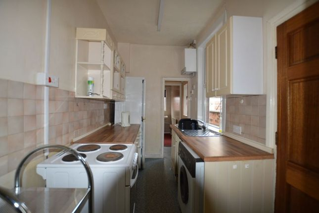 Thumbnail Terraced house to rent in Welford Road, Clarendon Park