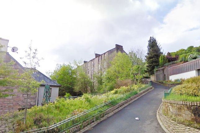 Thumbnail Flat for sale in 2D, Kilmory Terrace, Port Glasgow PA145Pf