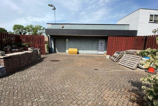 Thumbnail Industrial for sale in Unit, 12A, Stock Road, Southend-On-Sea