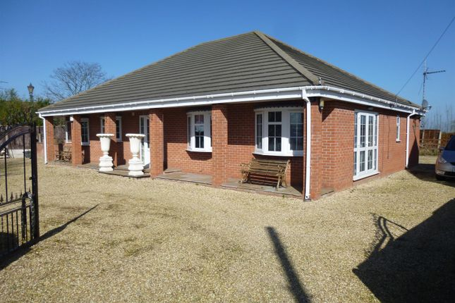 Thumbnail Detached bungalow for sale in Marnham Rd, Tuxford, Newark