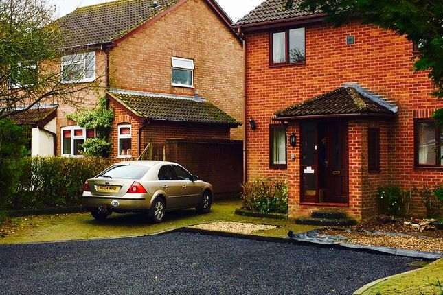 Thumbnail Detached house to rent in Westhill Road South, South Wonston, Winchester