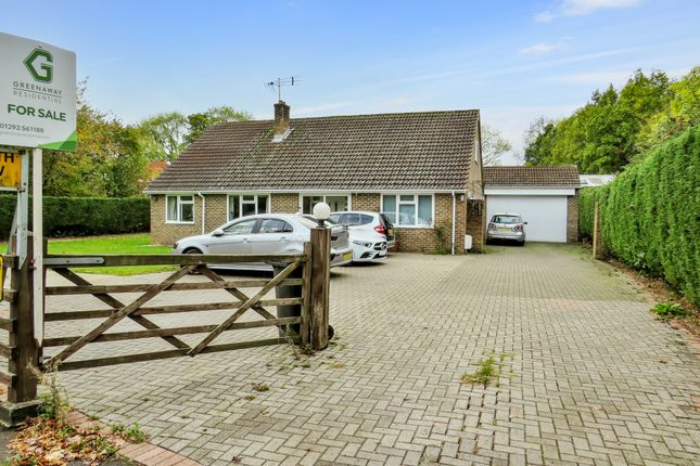Thumbnail Detached bungalow for sale in Charlwood, Surrey