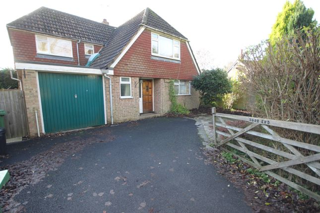 Thumbnail Detached house to rent in North Common Road, Wivelsfield Green