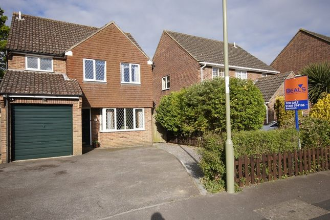 Thumbnail Detached house for sale in Tillingbourn, Fareham
