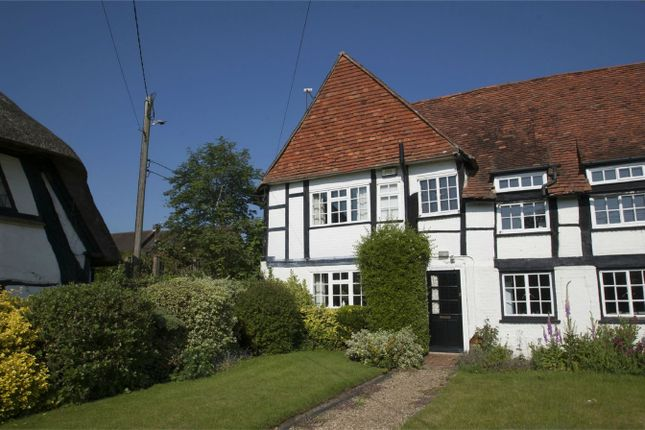 Thumbnail Semi-detached house for sale in The Street, North Warnborough, Odiham