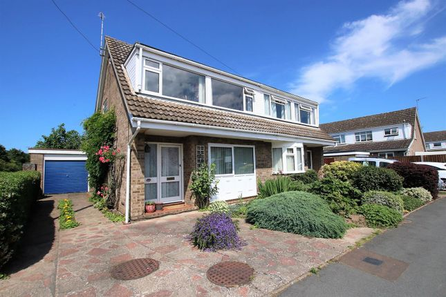 3 bed semi-detached house for sale in Woodham Leas, Old Catton, Norwich NR6