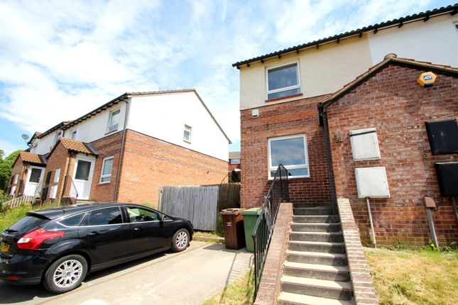Thumbnail Semi-detached house to rent in Newbury Close, Plymouth