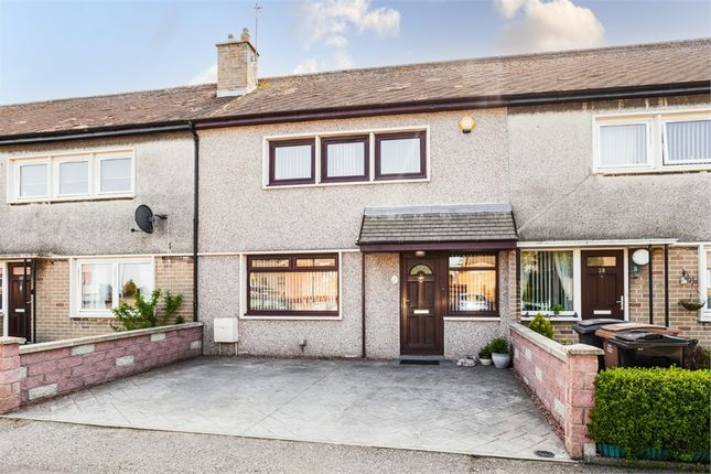 Thumbnail Terraced house for sale in Scotstown Gardens, Bridge Of Don, Aberdeen