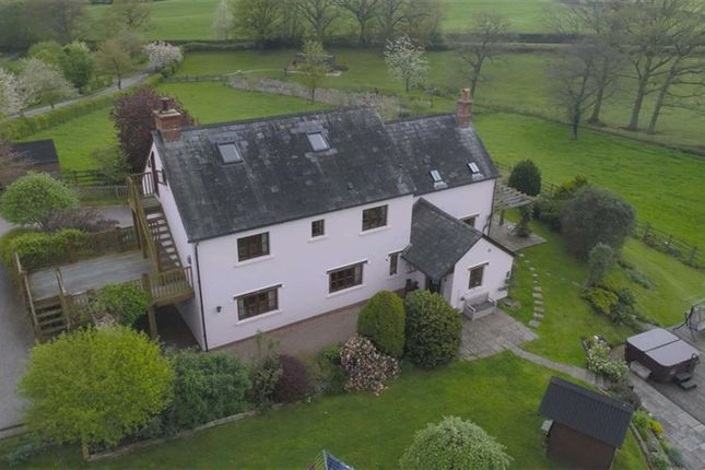 Thumbnail Detached house for sale in Gwehelog, Near Usk, Monmouthshire