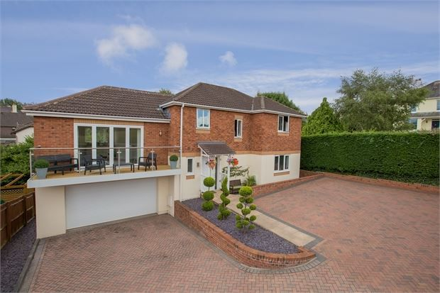 Thumbnail Detached house for sale in Abbotswood, Ogwell, Newton Abbot, Devon.