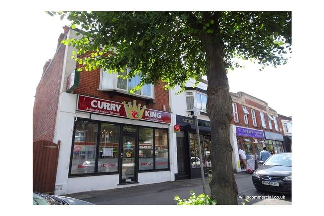 Thumbnail Restaurant/cafe to let in Curry King, Boscombe East