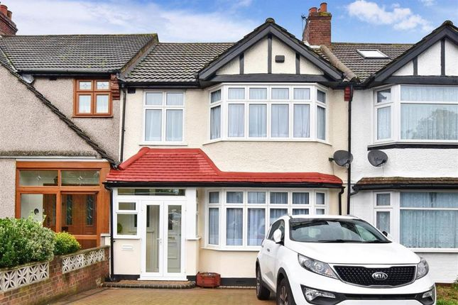 Thumbnail Terraced house for sale in Stafford Road, Wallington, Surrey