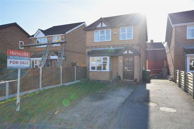 Thumbnail Detached house for sale in Porterhouse Road, Ripley