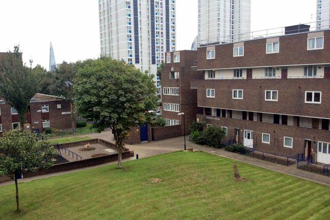 Thumbnail Flat to rent in Vantrey House, Marylee Way, Kennington
