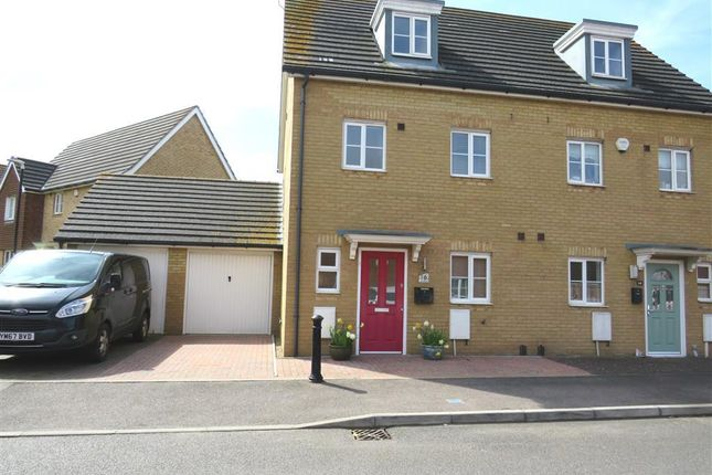 Thumbnail Property to rent in Samuel Drive, Kemsley, Sittingbourne
