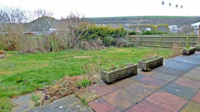 Rear Garden of Chiltington Way, Saltdean, East Sussex BN2