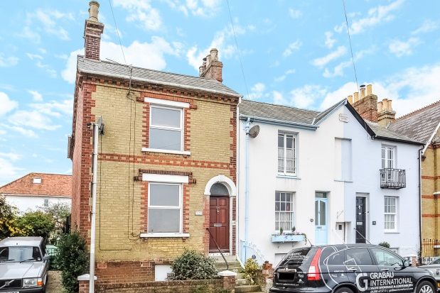 Thumbnail Property to rent in Gosport Street, Lymington