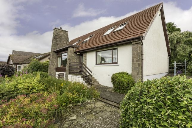 Thumbnail Detached house for sale in North Loch Road, Forfar, Angus