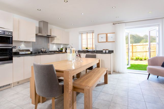 """Thumbnail Detached house for sale in """"Mitchell"""" at Manywells Crescent, Cullingworth, Bradford"""