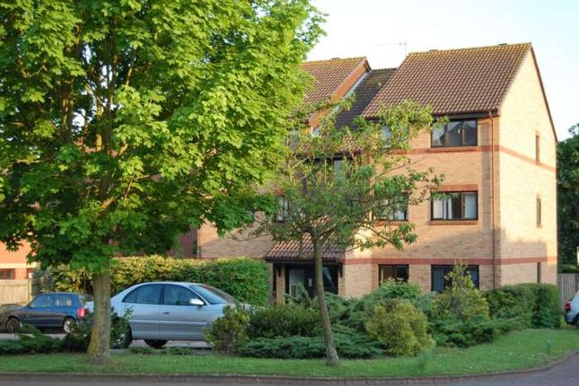 Thumbnail Flat for sale in Escott Place, Ottershaw, Chertsey