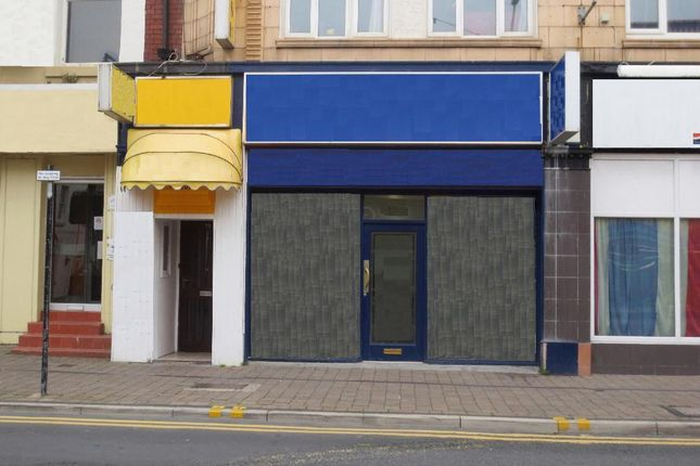 Thumbnail Commercial property for sale in Topping Street, Blackpool