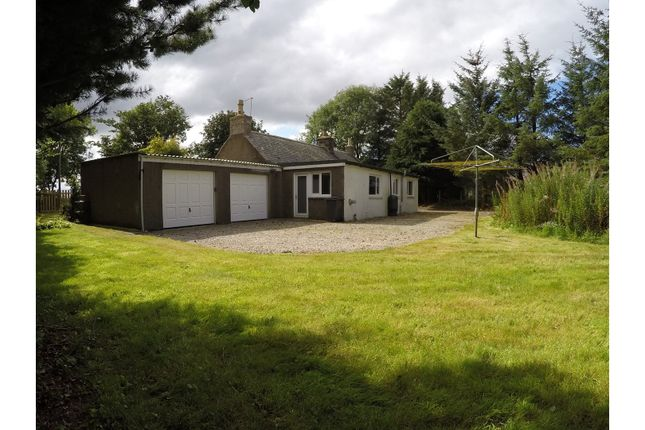 Thumbnail Detached bungalow for sale in Kirkton Of Rayne, Inverurie