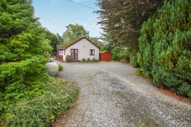 Thumbnail Detached bungalow for sale in Pitlochry