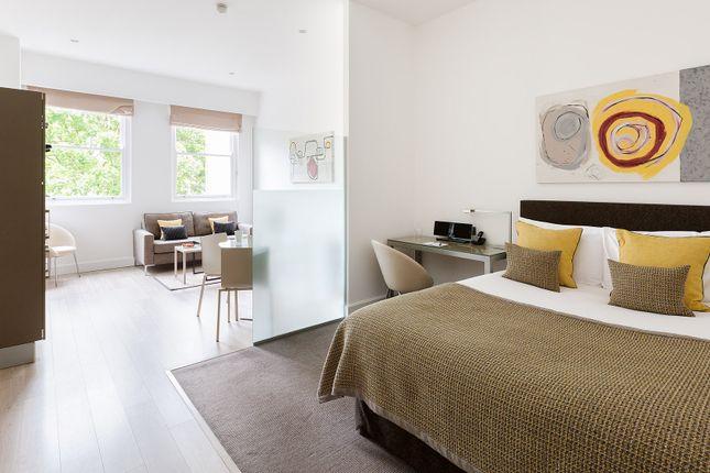 Thumbnail Flat to rent in Spa Green Estate, Rosebery Avenue, London