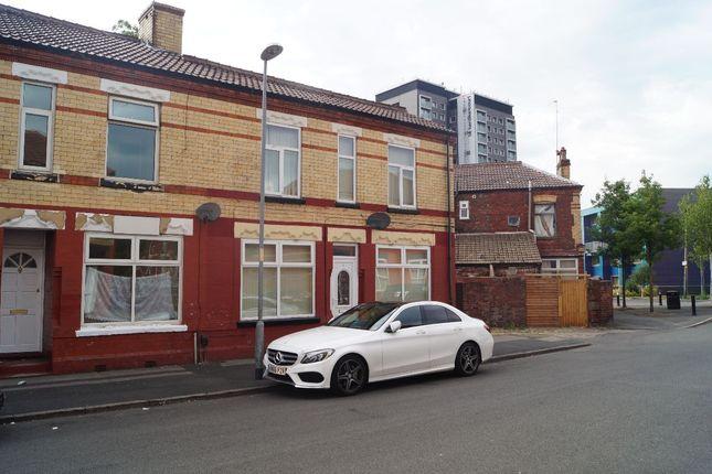 Thumbnail Terraced house to rent in Hemmons Road, Longsight