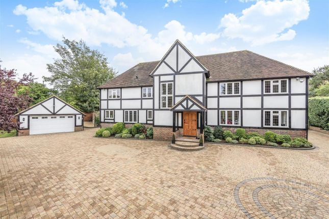 Thumbnail Detached house to rent in Downsway, Guildford, Surrey
