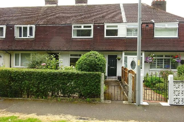 Thumbnail Terraced house for sale in Barlow Terrace, Chorlton, Manchester