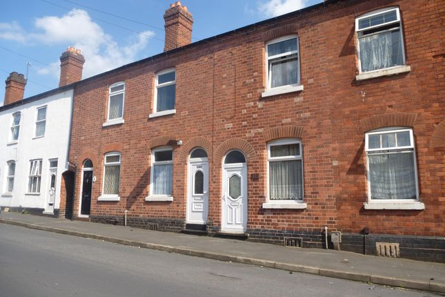 Thumbnail Property to rent in Pargeter Street, Walsall