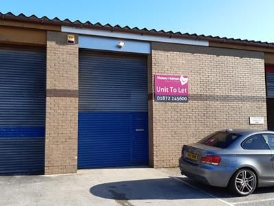 Thumbnail Light industrial to let in Stennack Road, Holmbush Industrial Estate, St Austell, Cornwall