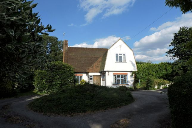 Thumbnail Detached house to rent in Boxgrove Avenue, Burpham, Guildford