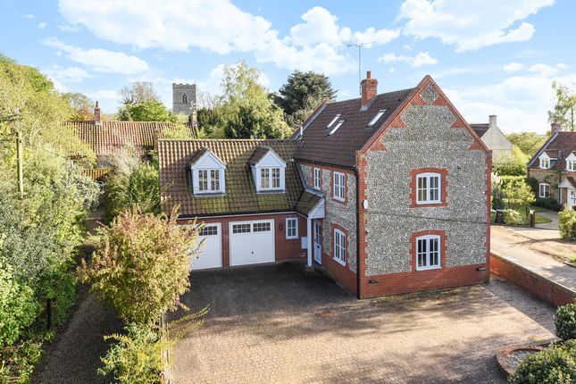 Thumbnail Detached house for sale in Docking Road, Stanhoe, King's Lynn
