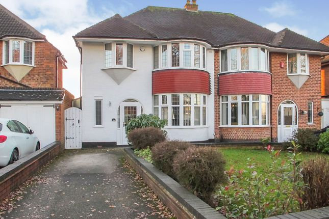 Thumbnail Semi-detached house for sale in Rowlands Road, Yardley, Birmingham